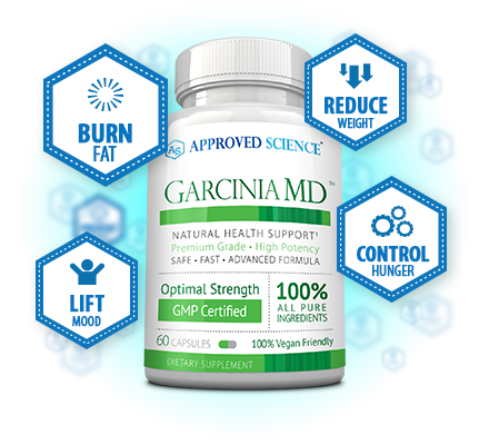 Garcinia MD Bottle Plus