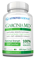 Garcinia MD Small Bottle